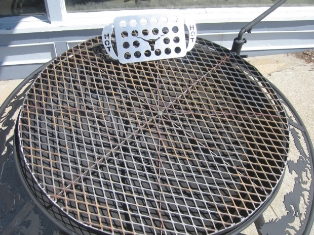 Picture of Fire Pit Grates Fire Pit Grates Ship Design