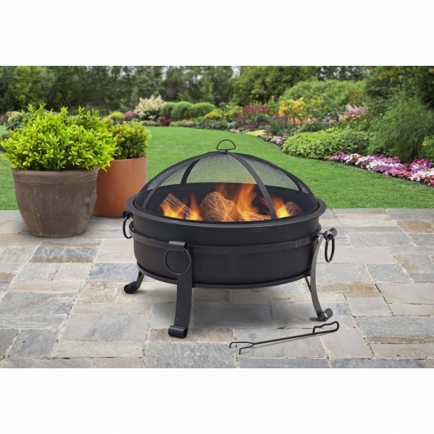 Stunning Better Homes And Gardens Fire Pit Better Homes And Gardens Cauldron Antique Bronze Walmart