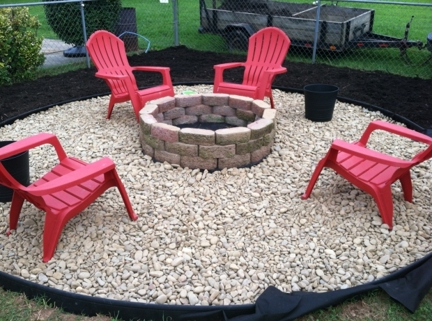 Stunning Chairs Around Fire Pit 25 Best Fire Pit Seating Ideas On Pinterest