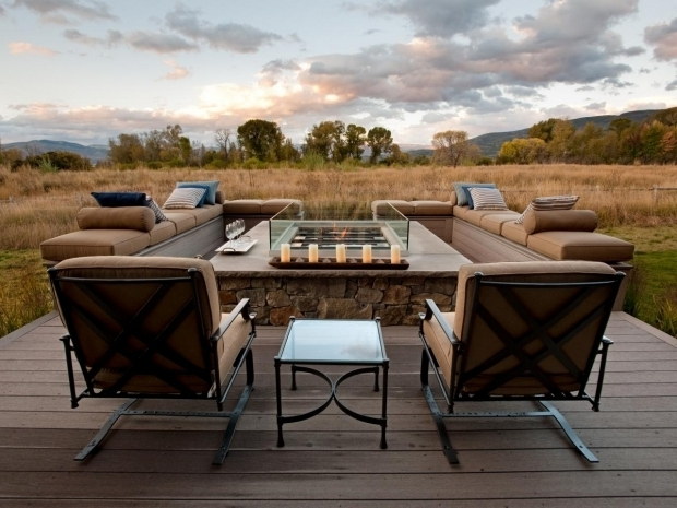 Fire Pits For Decks