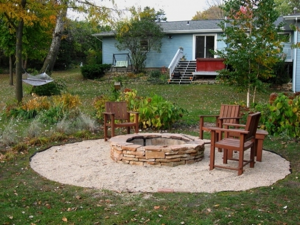 Diy Backyard Fire Pit Ideas All The Accessories You Ll: Inexpensive Fire Pit
