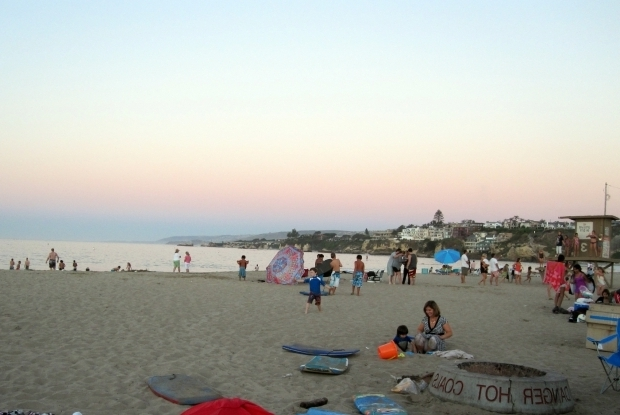 Remarkable Corona Del Mar Fire Pits State Beach