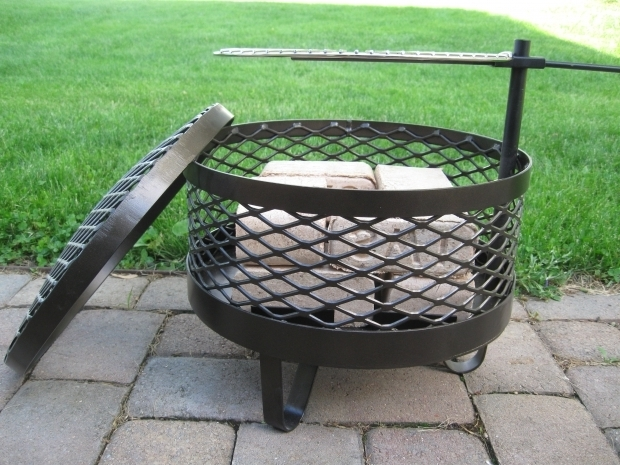 Movable fire pit fire pit ideas for Amazing outdoor fire pits