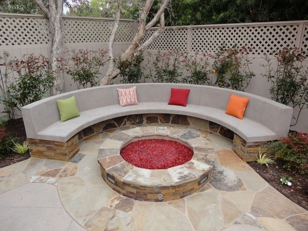 how to make your own fire pit cheap