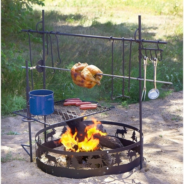 Fire Pit Cooking Accessories - Fire Pit Ideas