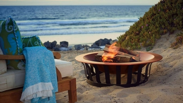 Image Of Frontgate Fire Pit Top 25 Ideas About Outdoor E On Pinterest Wood Burning