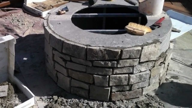 How To Build Gas Fire Pit