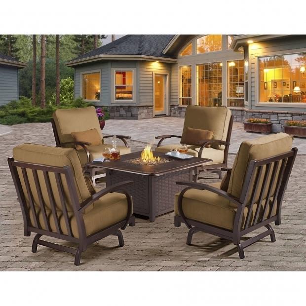Stylish Lots Fire Pit Patio Furniture On Covers For Trend