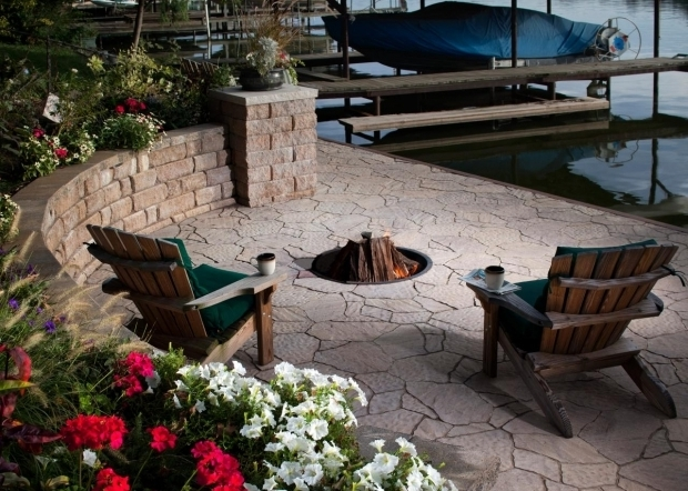 Awesome Academy Fire Pit Backyard Dimensions Outdoor Drainage